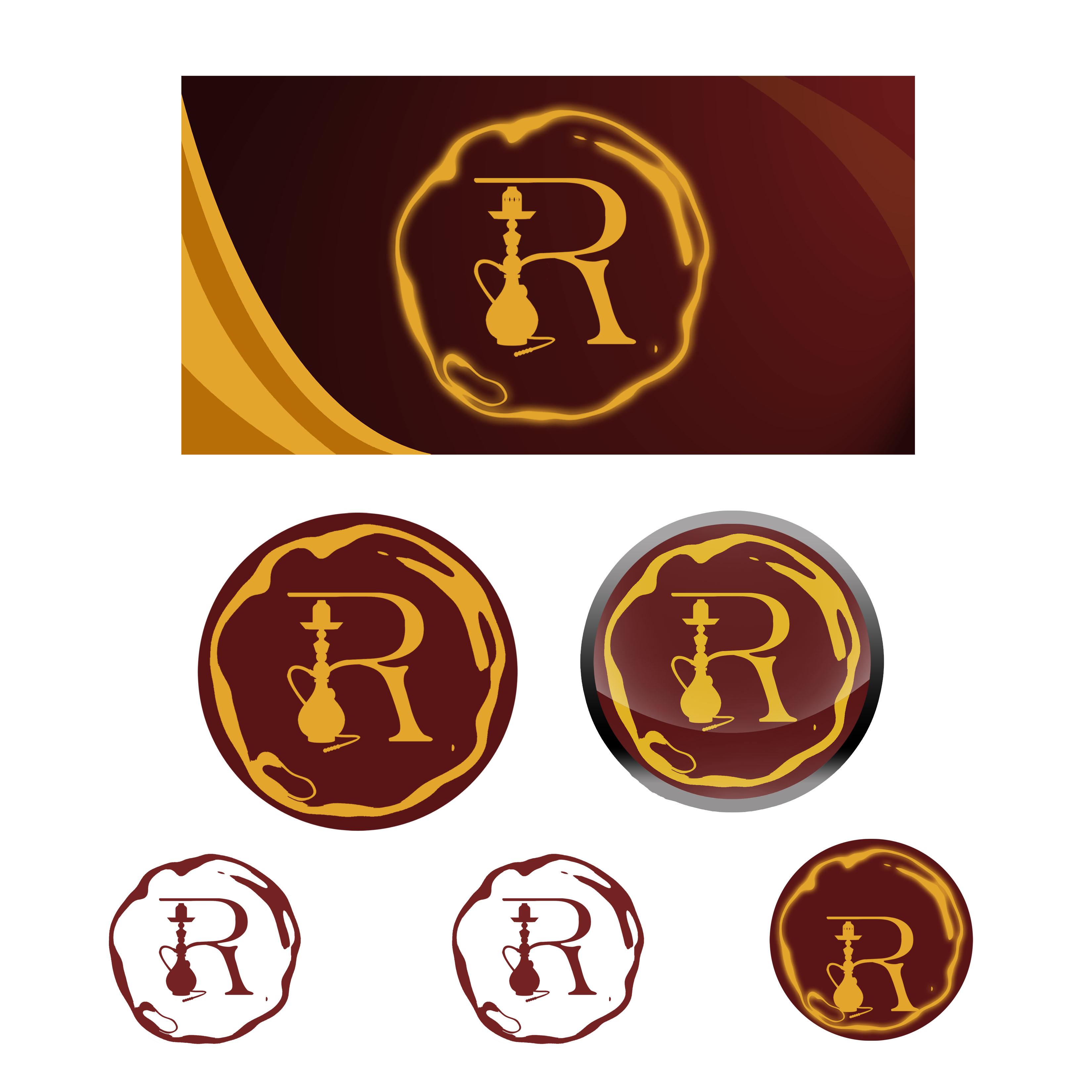 Logo Design by Allan Esclamado - Entry No. 51 in the Logo Design Contest Captivating Logo Design for Reema's Shisha House.