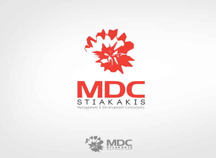 Logo Design by Jan Chua - Entry No. 86 in the Logo Design Contest Unique Logo Design Wanted for MDC STIAKAKIS.