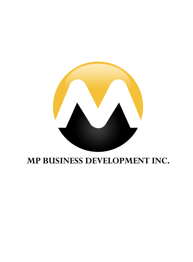 Logo Design by Private User - Entry No. 118 in the Logo Design Contest MP Business Development Inc. Logo Design.