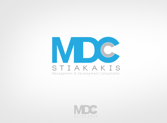 Logo Design by Jan Chua - Entry No. 87 in the Logo Design Contest Unique Logo Design Wanted for MDC STIAKAKIS.