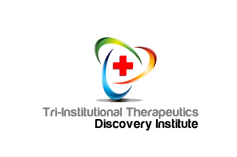 Logo Design by Private User - Entry No. 1 in the Logo Design Contest Inspiring Logo Design for Tri-Institutional Therapeutics Discovery Institute.