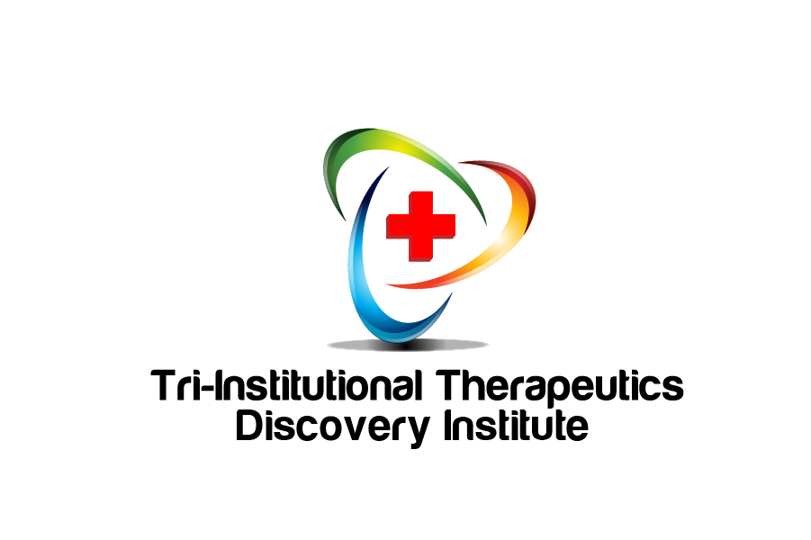 Logo Design by Private User - Entry No. 2 in the Logo Design Contest Inspiring Logo Design for Tri-Institutional Therapeutics Discovery Institute.