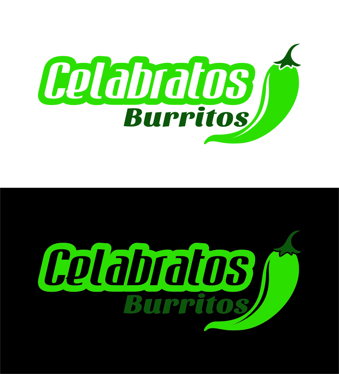 Logo Design by RasYa Muhammad Athaya - Entry No. 100 in the Logo Design Contest Imaginative Logo Design for Celabratos.