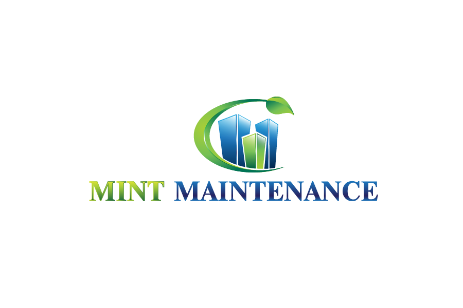 Logo Design by Private User - Entry No. 53 in the Logo Design Contest Creative Logo Design for Mint Maintenance.