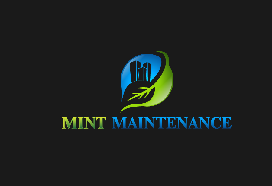 Logo Design by Private User - Entry No. 57 in the Logo Design Contest Creative Logo Design for Mint Maintenance.