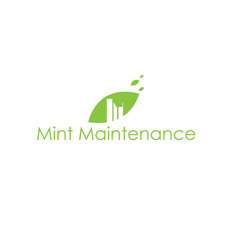 Logo Design by Private User - Entry No. 63 in the Logo Design Contest Creative Logo Design for Mint Maintenance.