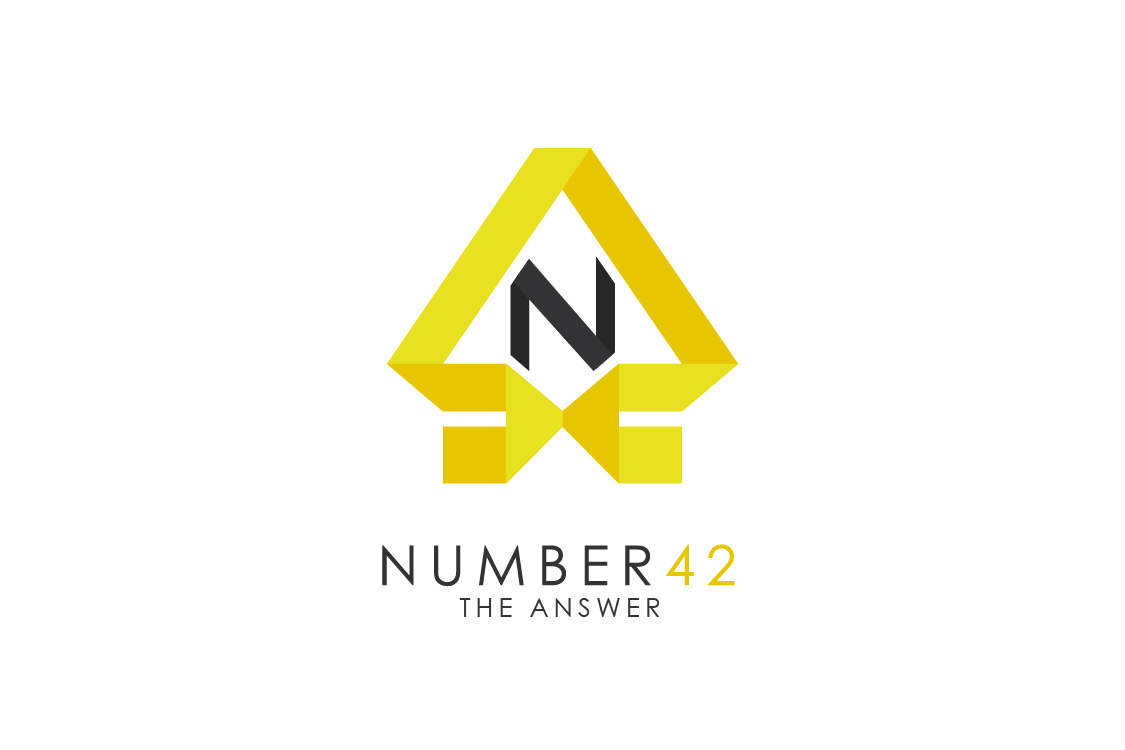 Logo Design by Top Elite - Entry No. 20 in the Logo Design Contest Artistic Logo Design for Number 42.