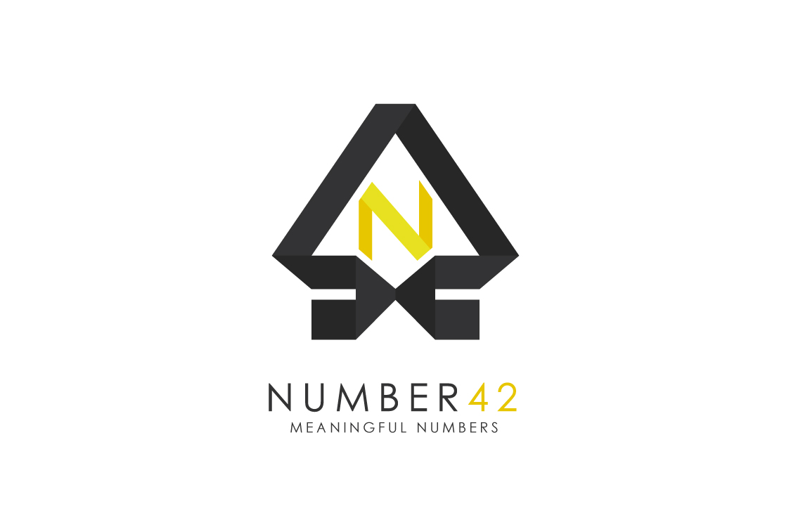 Logo Design by Top Elite - Entry No. 21 in the Logo Design Contest Artistic Logo Design for Number 42.