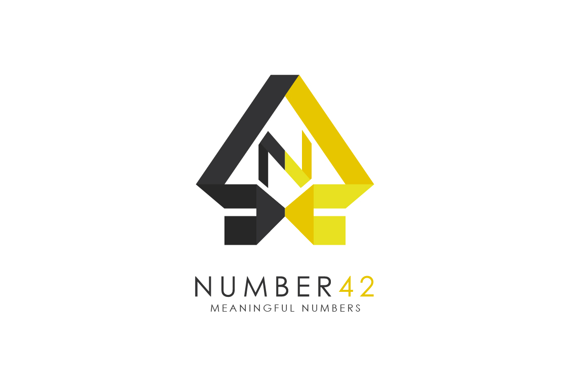 Logo Design by Top Elite - Entry No. 22 in the Logo Design Contest Artistic Logo Design for Number 42.