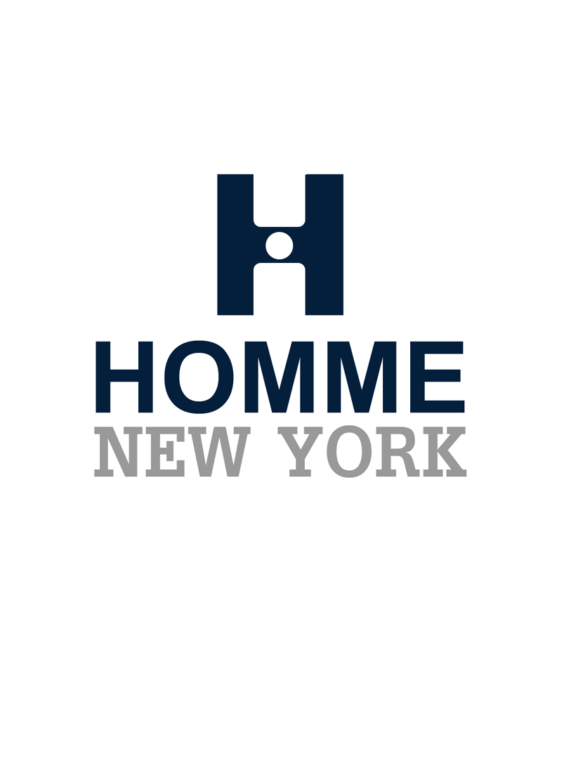 Logo Design by Private User - Entry No. 23 in the Logo Design Contest Artistic Logo Design for HOMME | NEW YORK.