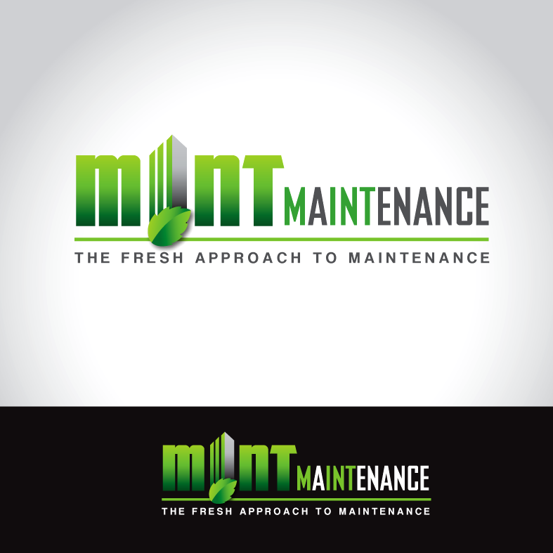 Logo Design by luna - Entry No. 72 in the Logo Design Contest Creative Logo Design for Mint Maintenance.