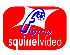 Logo Design by Nirmali Kaushalya - Entry No. 65 in the Logo Design Contest Artistic Logo Design for Flying squirrel video.