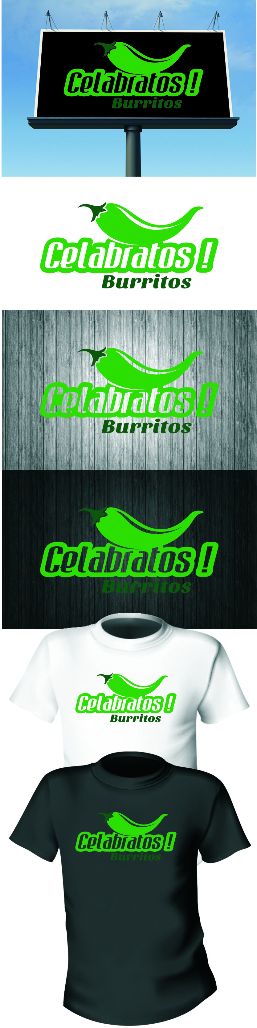 Logo Design by RasYa Muhammad Athaya - Entry No. 104 in the Logo Design Contest Imaginative Logo Design for Celabratos.