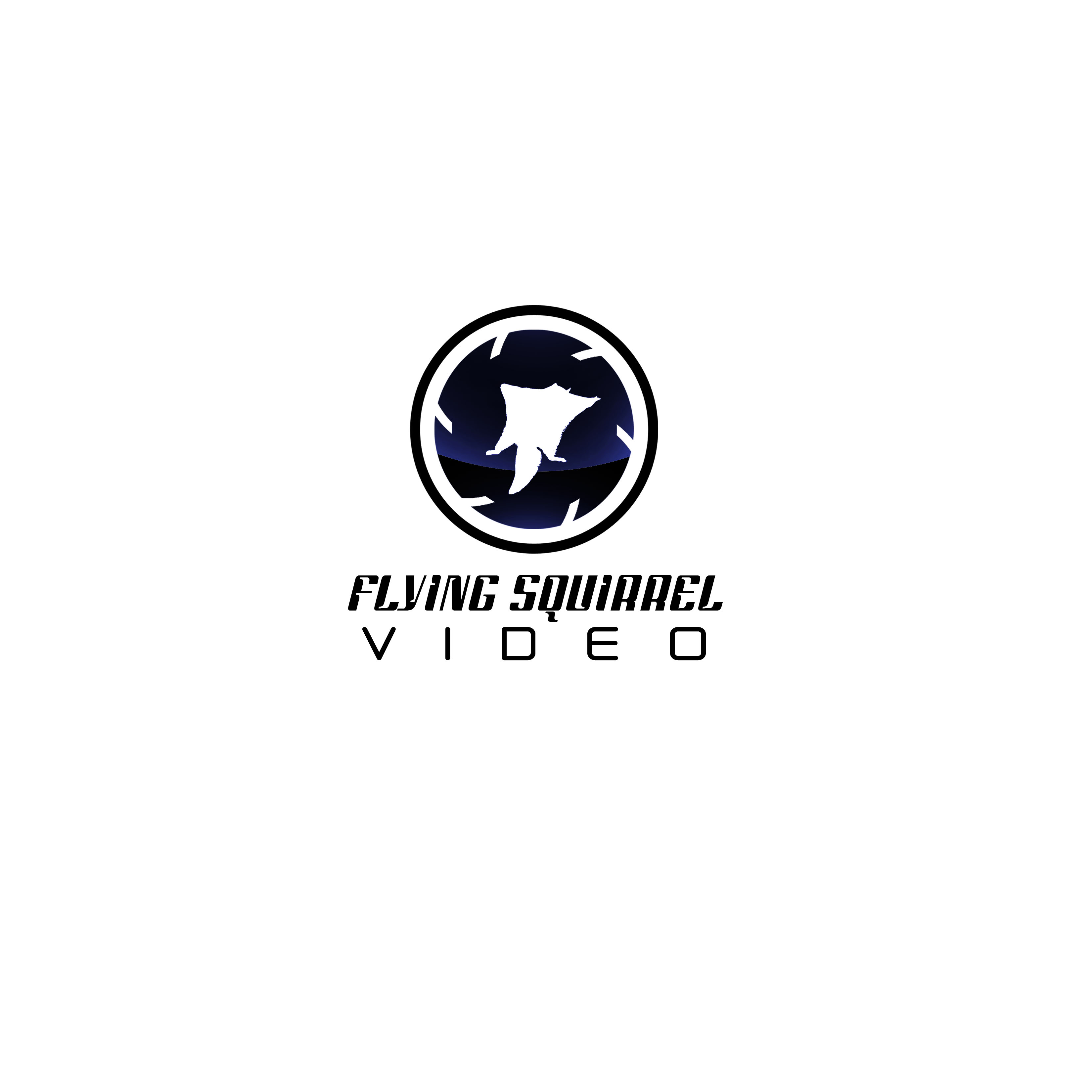 Logo Design by Allan Esclamado - Entry No. 70 in the Logo Design Contest Artistic Logo Design for Flying squirrel video.