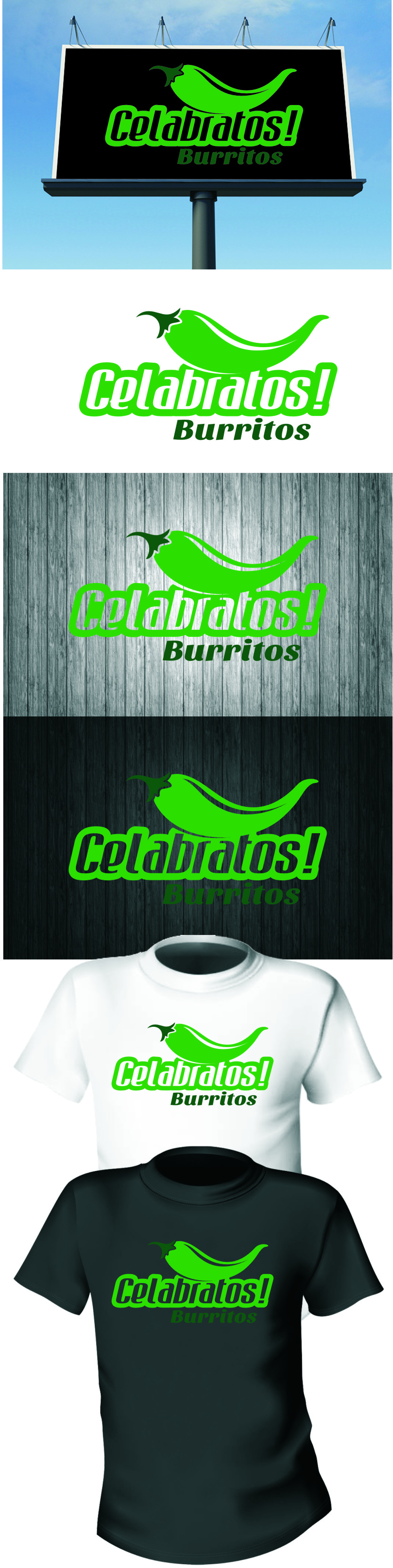 Logo Design by RasYa Muhammad Athaya - Entry No. 105 in the Logo Design Contest Imaginative Logo Design for Celabratos.
