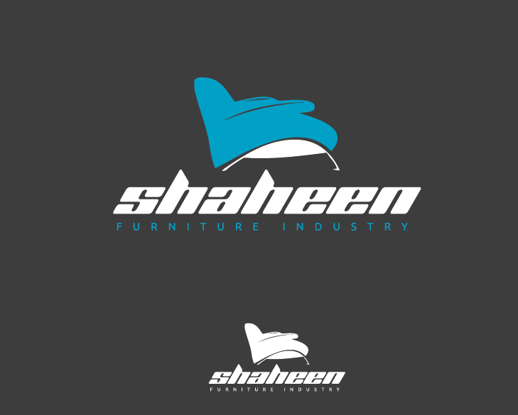 Logo Design by VENTSISLAV KOVACHEV - Entry No. 70 in the Logo Design Contest Artistic Logo Design for Shaheen Furniture Industry Co..