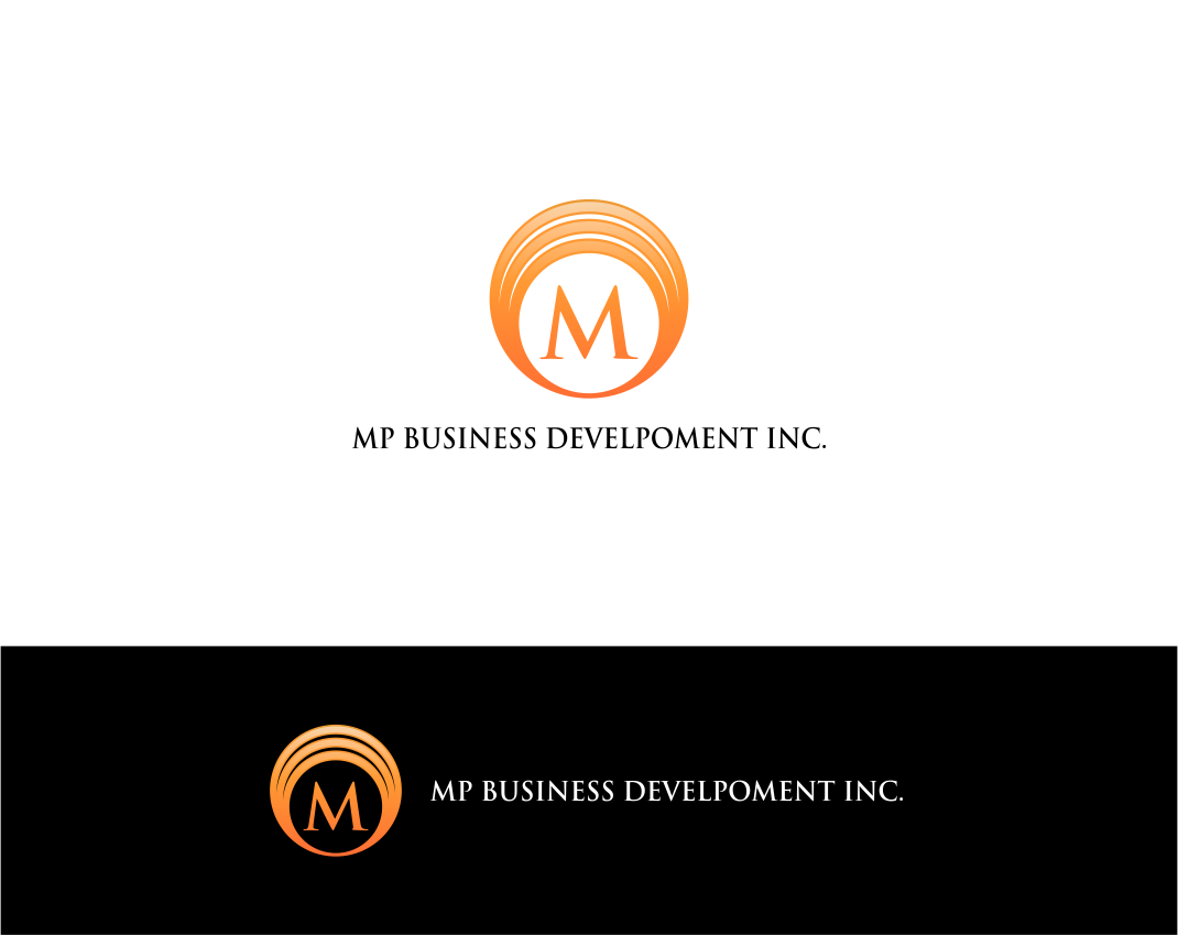 Logo Design by Agus Martoyo - Entry No. 128 in the Logo Design Contest MP Business Development Inc. Logo Design.