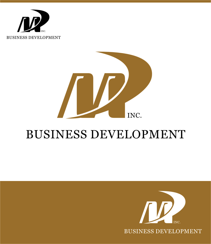 Logo Design by RasYa Muhammad Athaya - Entry No. 129 in the Logo Design Contest MP Business Development Inc. Logo Design.
