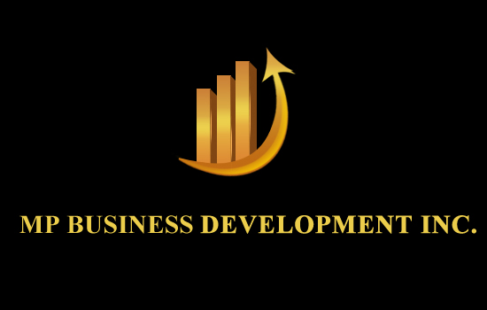 Logo Design by Crystal Desizns - Entry No. 130 in the Logo Design Contest MP Business Development Inc. Logo Design.