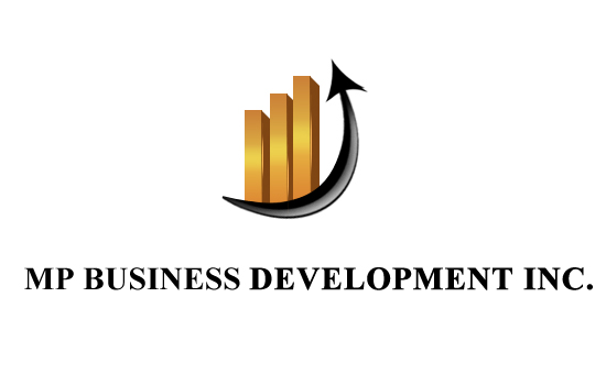 Logo Design by Crystal Desizns - Entry No. 131 in the Logo Design Contest MP Business Development Inc. Logo Design.