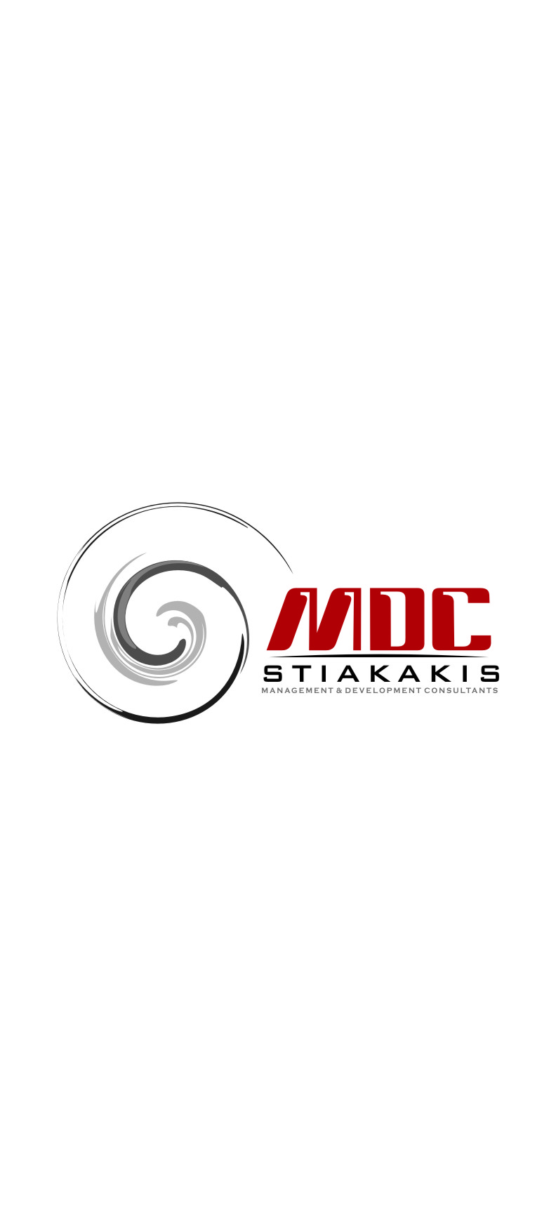 Logo Design by Ngepet_art - Entry No. 93 in the Logo Design Contest Unique Logo Design Wanted for MDC STIAKAKIS.