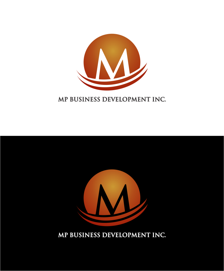 Logo Design by Agus Martoyo - Entry No. 135 in the Logo Design Contest MP Business Development Inc. Logo Design.