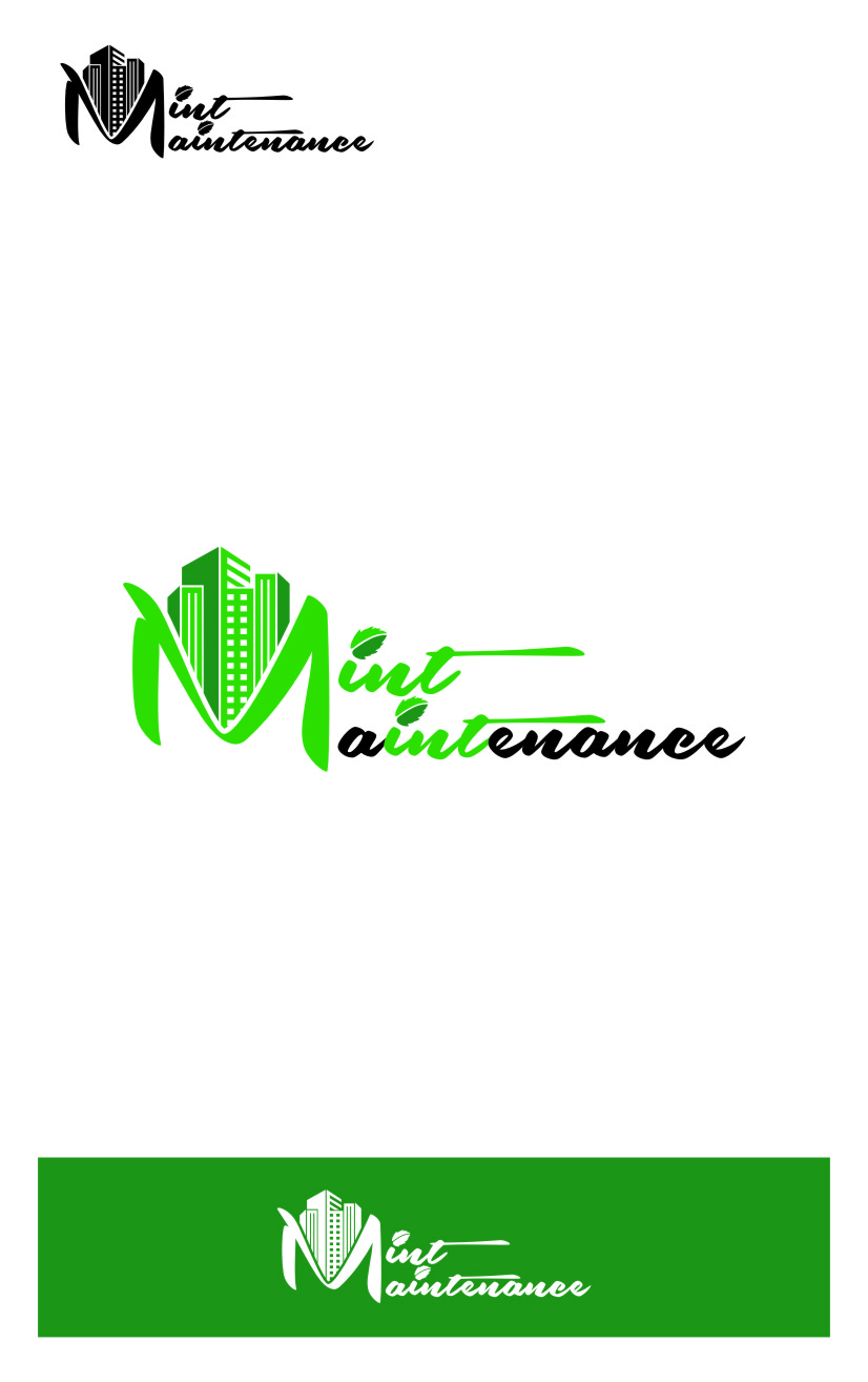 Logo Design by RasYa Muhammad Athaya - Entry No. 74 in the Logo Design Contest Creative Logo Design for Mint Maintenance.
