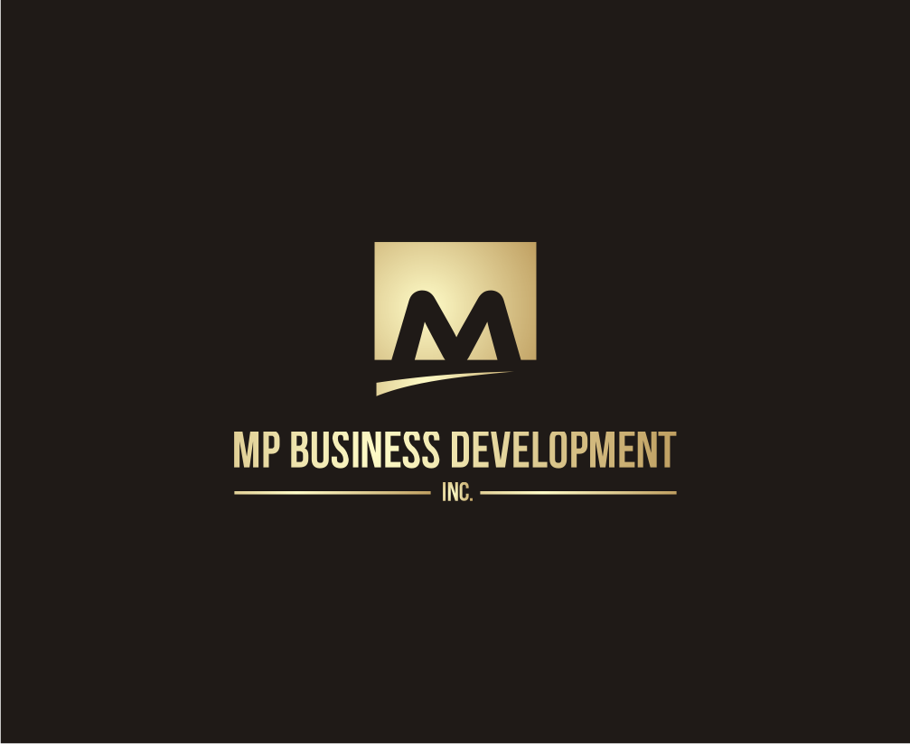 Logo Design by Zidni Em - Entry No. 141 in the Logo Design Contest MP Business Development Inc. Logo Design.
