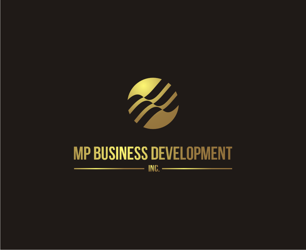 Logo Design by Zidni Em - Entry No. 142 in the Logo Design Contest MP Business Development Inc. Logo Design.