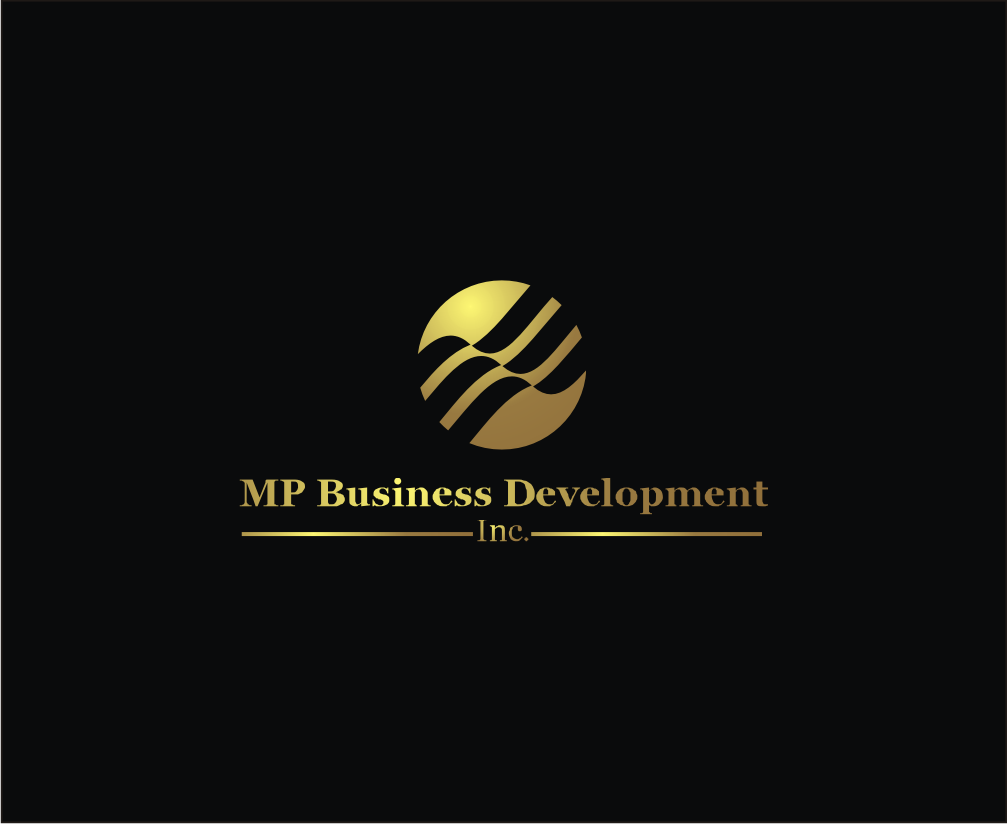 Logo Design by Zidni Em - Entry No. 146 in the Logo Design Contest MP Business Development Inc. Logo Design.