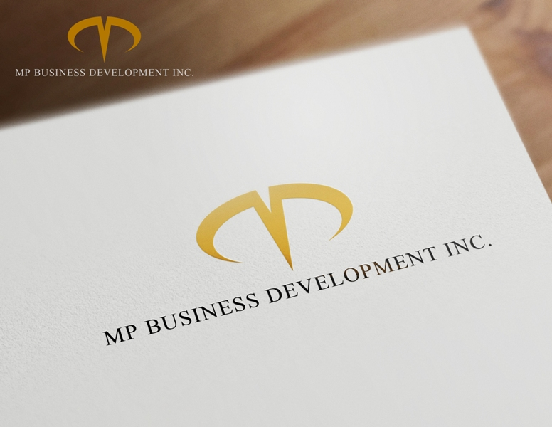 Logo Design by Juan_Kata - Entry No. 147 in the Logo Design Contest MP Business Development Inc. Logo Design.