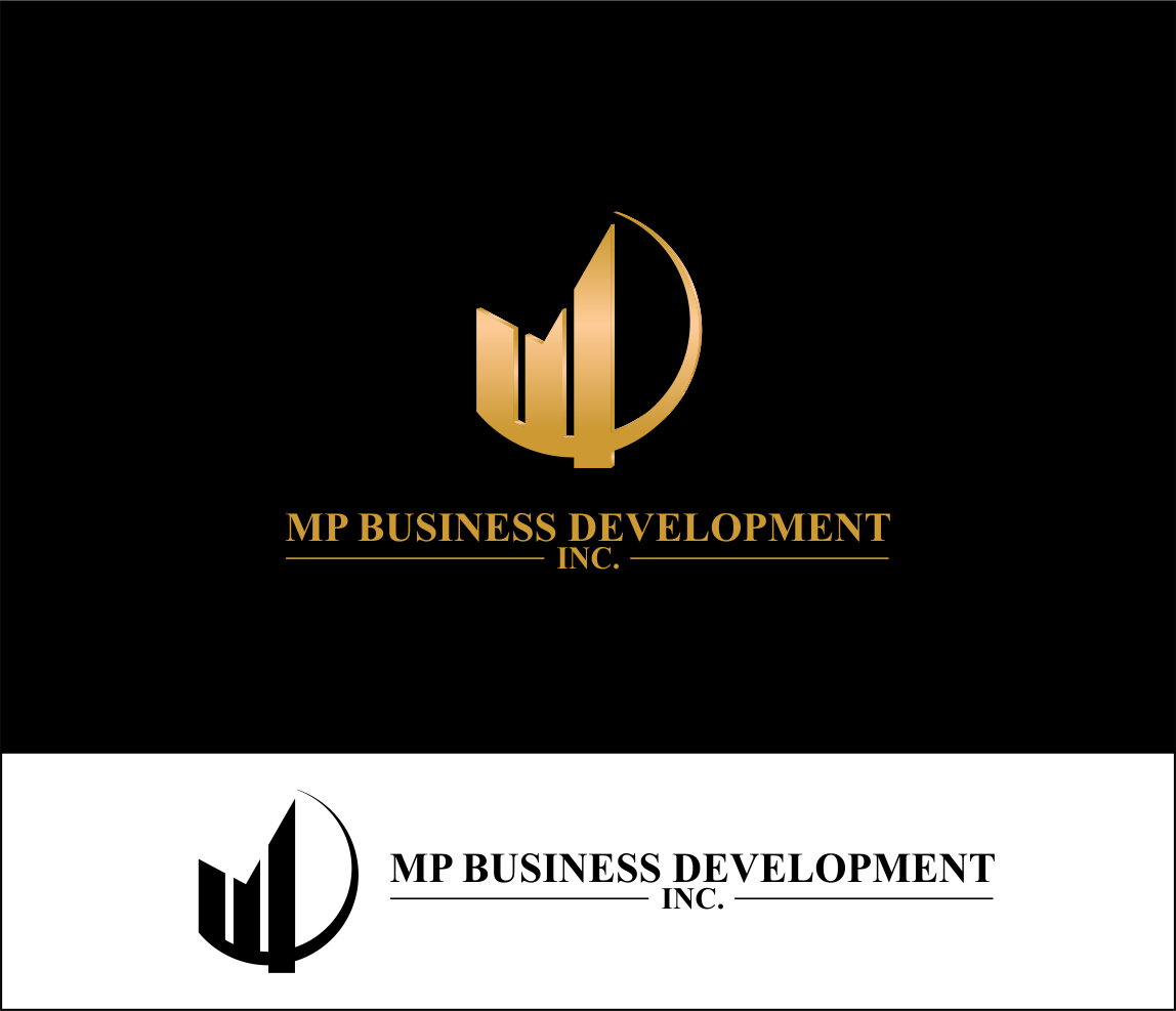 Logo Design by Agus Martoyo - Entry No. 148 in the Logo Design Contest MP Business Development Inc. Logo Design.