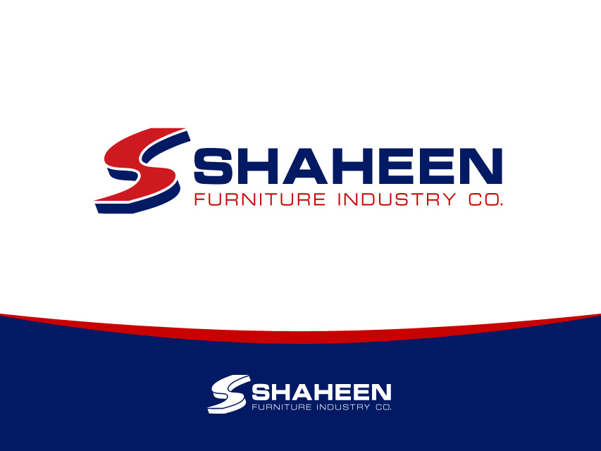 Logo Design by Richard Soriano - Entry No. 73 in the Logo Design Contest Artistic Logo Design for Shaheen Furniture Industry Co..