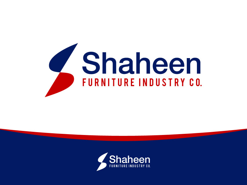 Logo Design by Richard Soriano - Entry No. 74 in the Logo Design Contest Artistic Logo Design for Shaheen Furniture Industry Co..