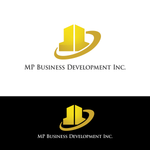 Logo Design by Private User - Entry No. 155 in the Logo Design Contest MP Business Development Inc. Logo Design.