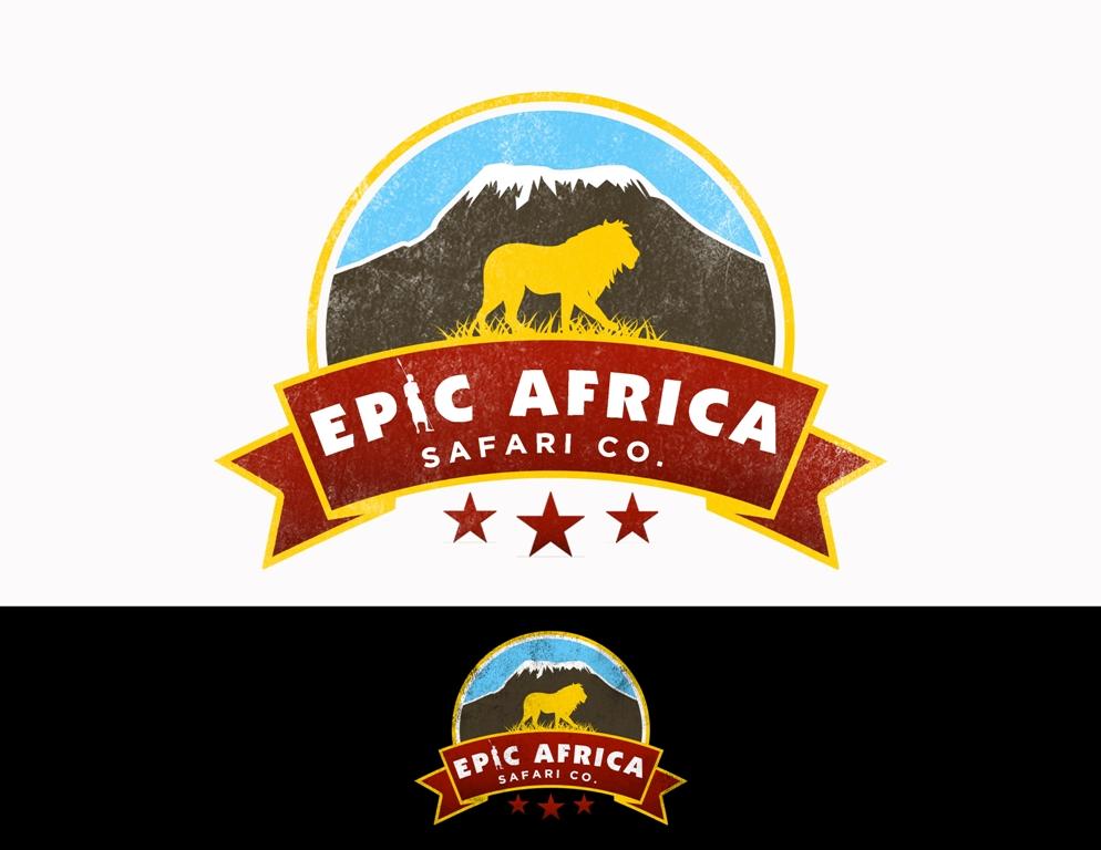 Logo Design by Juan_Kata - Entry No. 98 in the Logo Design Contest Epic logo design.