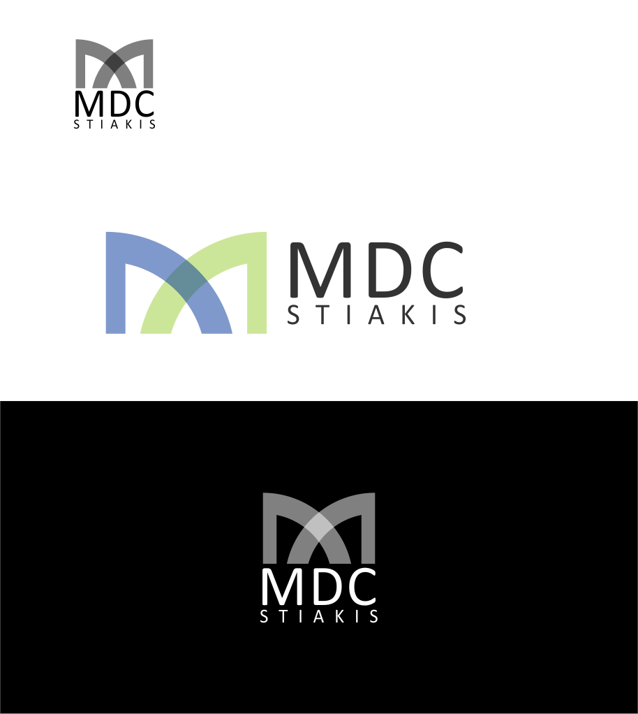 Logo Design by Agus Martoyo - Entry No. 96 in the Logo Design Contest Unique Logo Design Wanted for MDC STIAKAKIS.