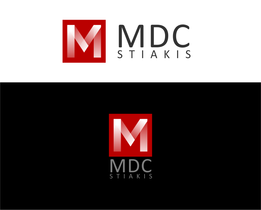 Logo Design by Agus Martoyo - Entry No. 97 in the Logo Design Contest Unique Logo Design Wanted for MDC STIAKAKIS.