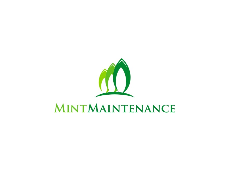 Logo Design by untung - Entry No. 77 in the Logo Design Contest Creative Logo Design for Mint Maintenance.