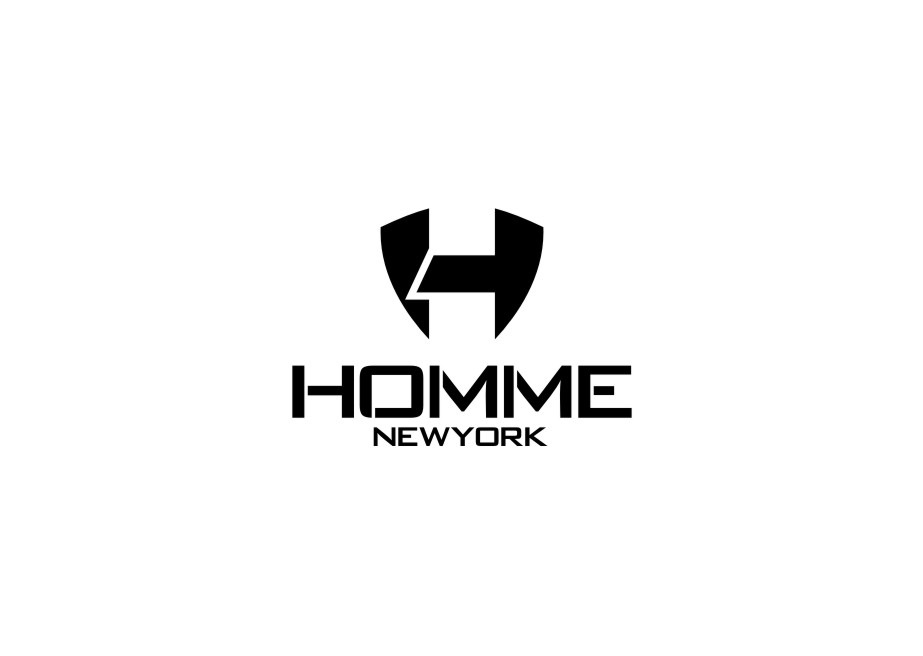 Logo Design by untung - Entry No. 26 in the Logo Design Contest Artistic Logo Design for HOMME | NEW YORK.