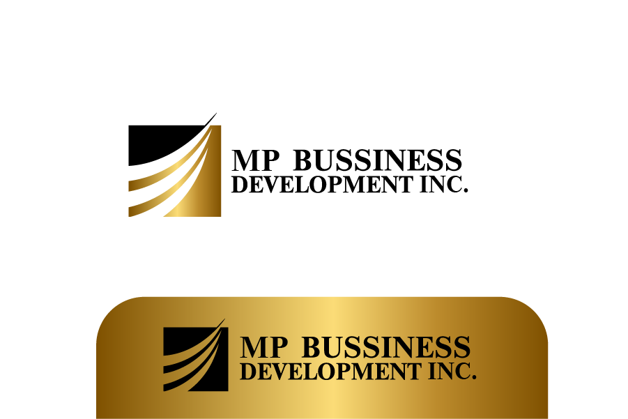 Logo Design by Private User - Entry No. 163 in the Logo Design Contest MP Business Development Inc. Logo Design.
