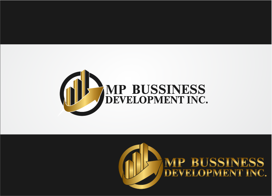 Logo Design by Private User - Entry No. 164 in the Logo Design Contest MP Business Development Inc. Logo Design.