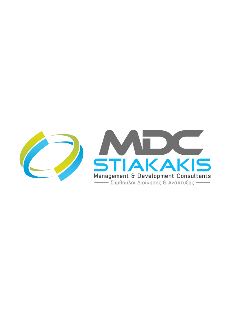 Logo Design by Private User - Entry No. 101 in the Logo Design Contest Unique Logo Design Wanted for MDC STIAKAKIS.