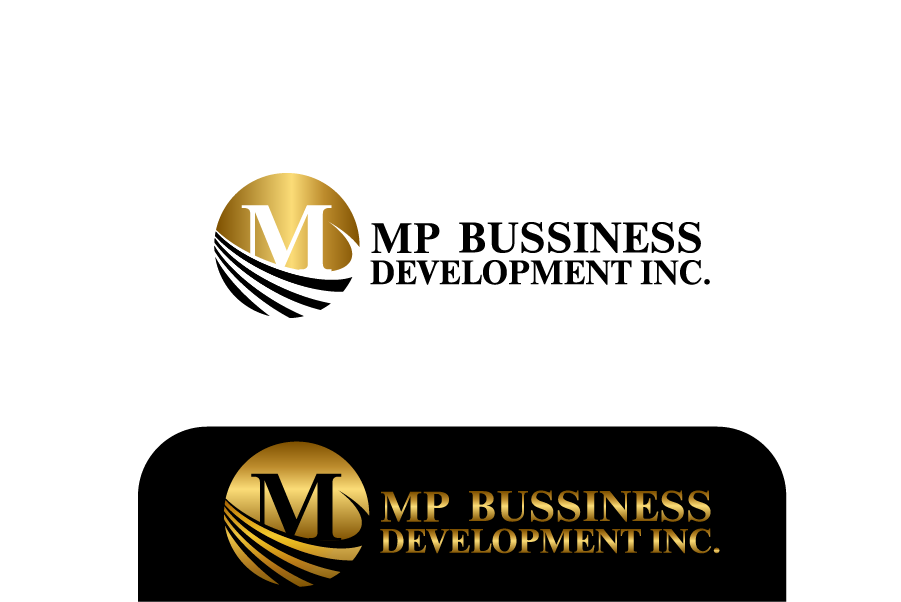 Logo Design by Private User - Entry No. 165 in the Logo Design Contest MP Business Development Inc. Logo Design.