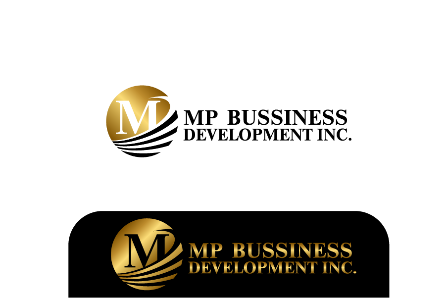 Logo Design by Private User - Entry No. 166 in the Logo Design Contest MP Business Development Inc. Logo Design.