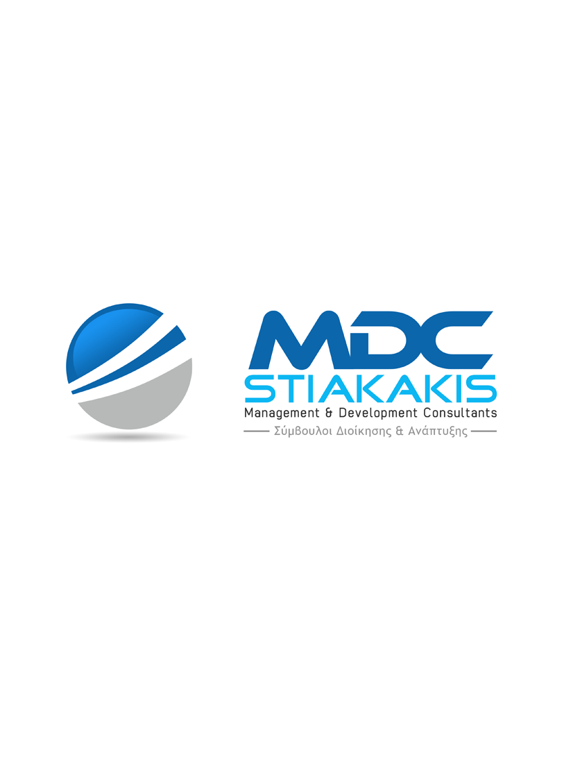 Logo Design by Private User - Entry No. 102 in the Logo Design Contest Unique Logo Design Wanted for MDC STIAKAKIS.
