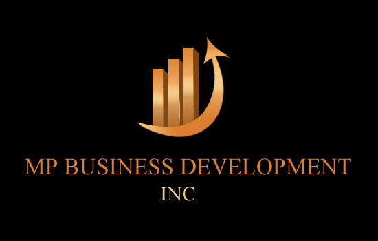 Logo Design by Crystal Desizns - Entry No. 169 in the Logo Design Contest MP Business Development Inc. Logo Design.