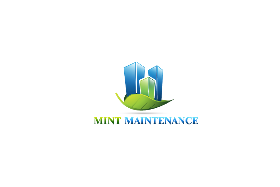 Logo Design by Private User - Entry No. 79 in the Logo Design Contest Creative Logo Design for Mint Maintenance.