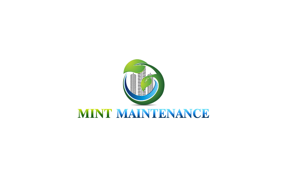 Logo Design by Private User - Entry No. 80 in the Logo Design Contest Creative Logo Design for Mint Maintenance.