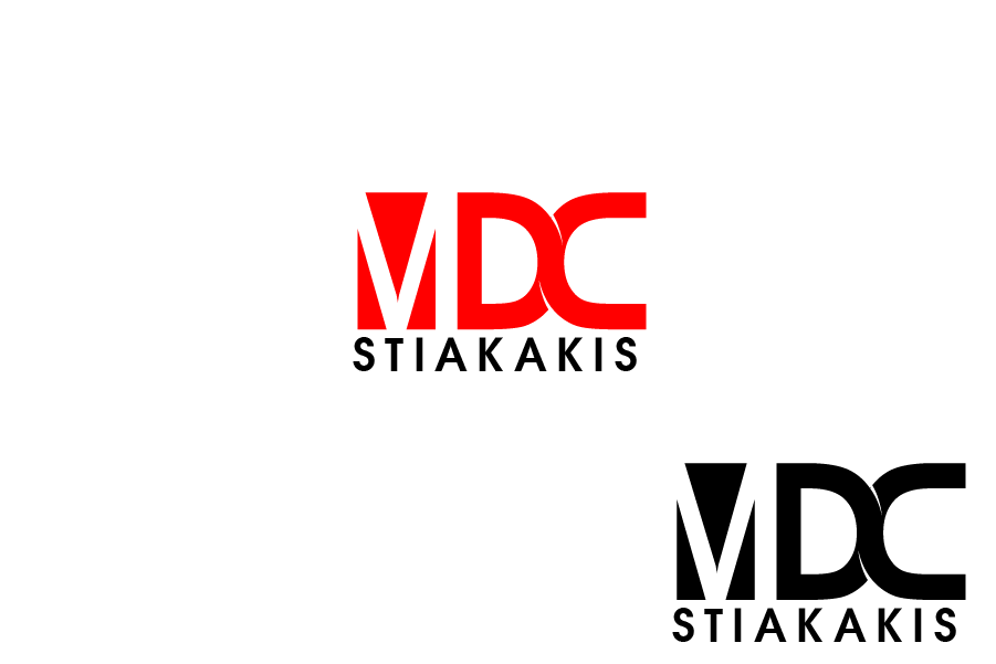 Logo Design by Private User - Entry No. 105 in the Logo Design Contest Unique Logo Design Wanted for MDC STIAKAKIS.